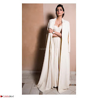 Sonam Kapoor Looks ravishing in a Deep neck Cream Gown ~ CelebsNet  Exclusive Picture Gallery 007.jpg
