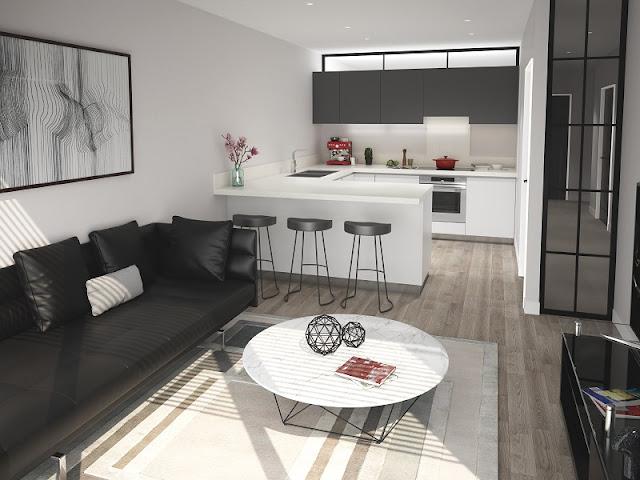 英國住宅 裝潢