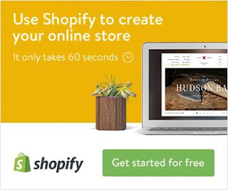 use shopify to create your online store