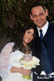 Γάμος Ατζελίνα - Λάμπρος