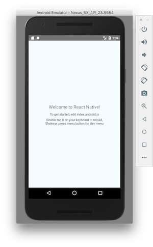 react native build android