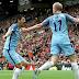 Estréia de Guardiola na Premier League teve sofrimento e vitória