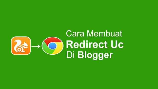 Cara Memasang Script Redirect Uc Browser Ke Google Chrome