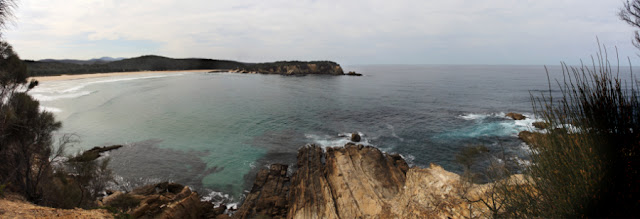 Turingal Point ,near Tathra