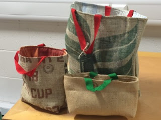 Peterborough Re-use bags for Hochanda viewers