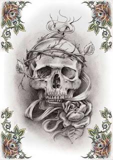 что значит тату череп