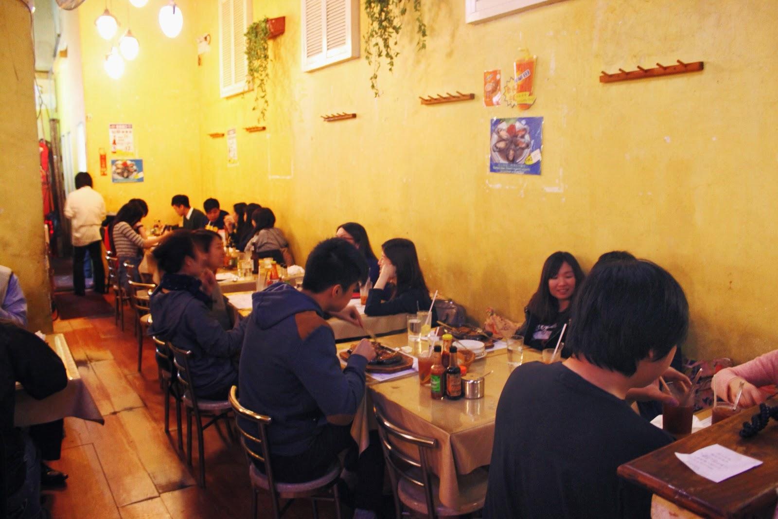 金鳳大餐廳 Golden Phoenix Grill Restaurant @ Wanchai, Hong Kong | WWW.RAYTANSY.COM