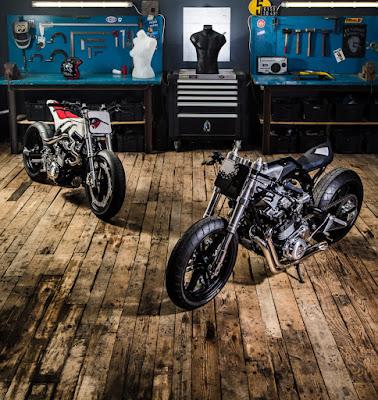 BDSM motorcycles