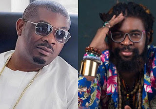 Entertainment: Don jazzy reacts to claim that he is 'broke'