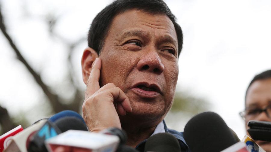 Duterte: 'Mapapamura ka talaga sa laki ng problema ng droga sa bansa'