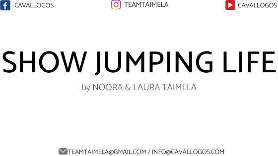 Show Jumping Life by Noora & Laura