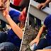 (Video) 'Kenapa lari?!' - Pemandu Myvi didakwa langgar lari dibelasah orang awam sebelum disamun