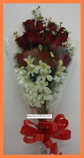 toko bunga bouquet jakarta timur