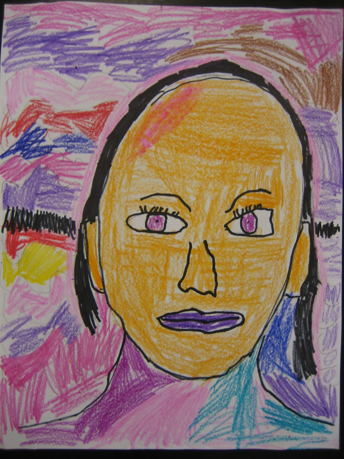 Creations From Young Minds Kindergarten Expressive Self