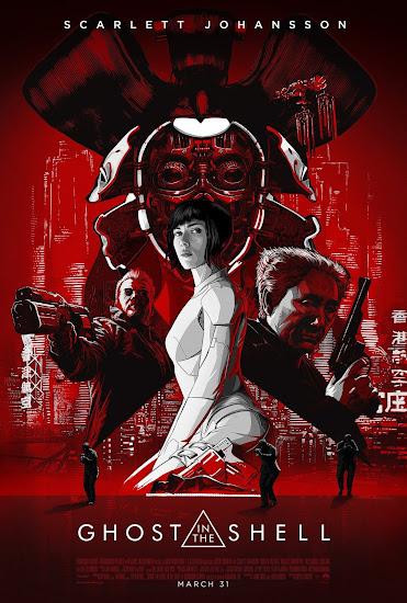 ตัวอย่างหนังใหม่ : Ghost in the Shell ตัวอย่างที่ 2 (ซับไทย) poster2