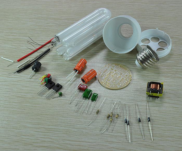 Fluorescent Lamp Circuit Powersupplycircuit Circuit Diagram