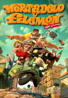 Mortadelo & Filemon (2014) คู่หูสายลับสุดบ๊องส์