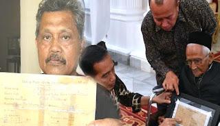 Masayarakat Aceh yang memberi modal untuk beli pesawat pertama