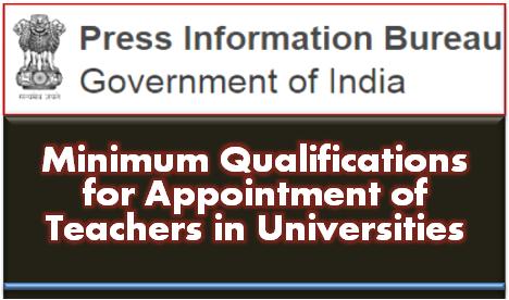 minimum-qualifications-for-appointment-university-teacher