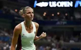 Karolina Pliskova defeats Serena Williams at US open