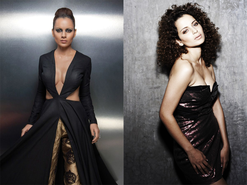Kangan Ranaut  A beautiful women who born as Kangan Ranaut are widely known hairy
