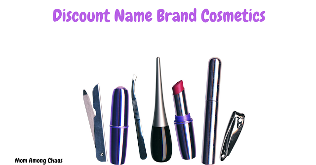 Discount Name Brand Cosmetics, makeup, deals, bargains