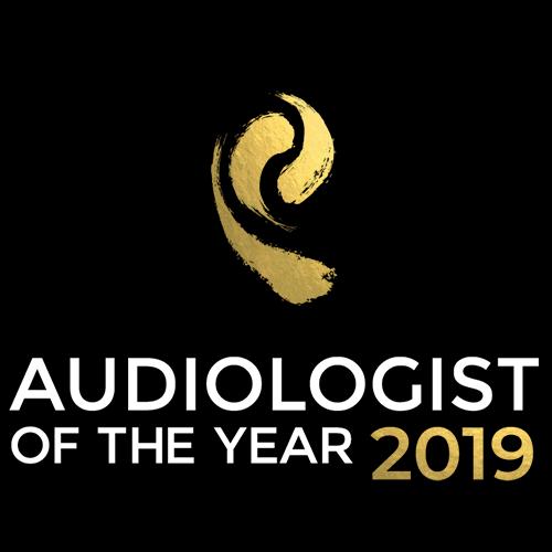 Логотип премии Аудиолог года 2019