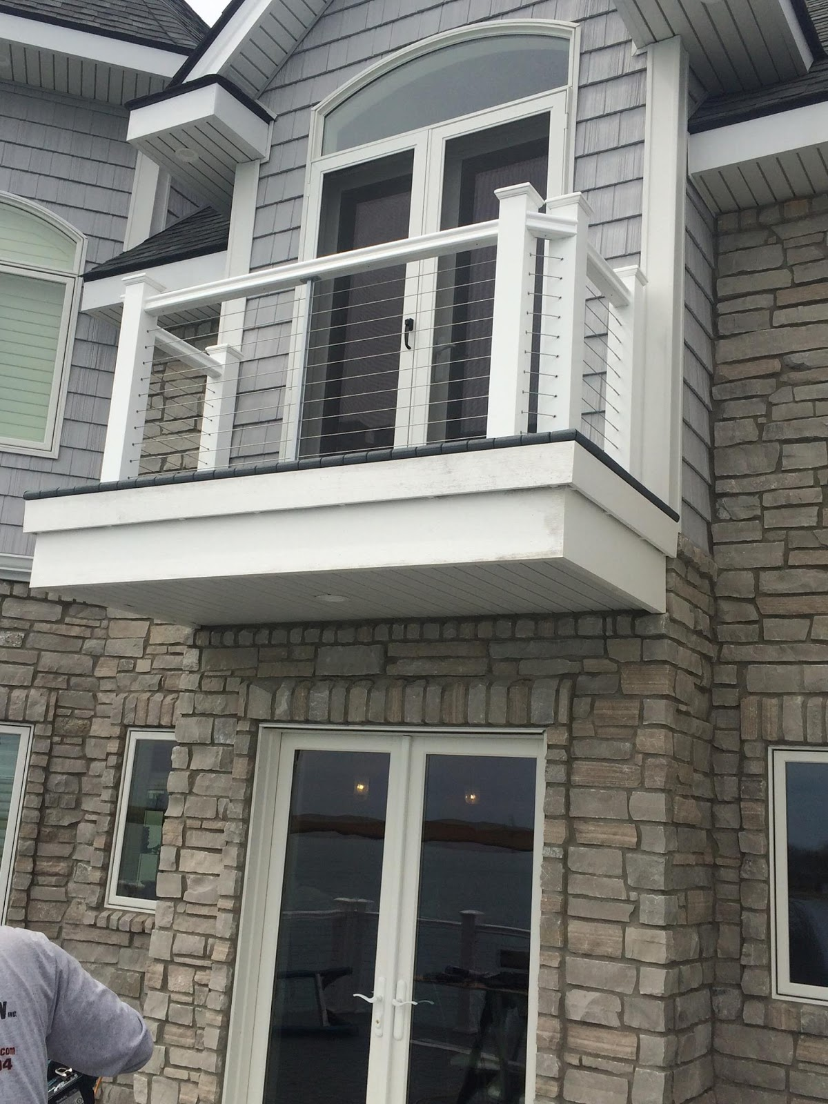 Outdoor Living Cable Rail