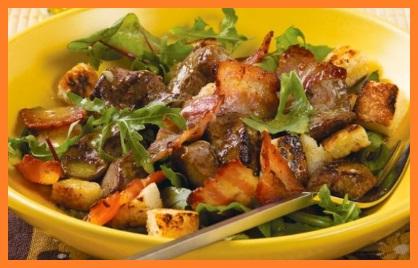 higado de pollo con vitamina b6