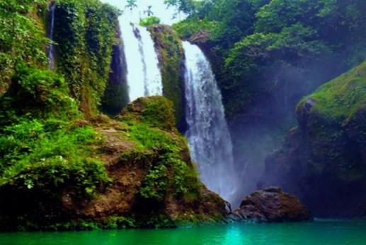 Air Terjun Blang kolam - Janoopedia