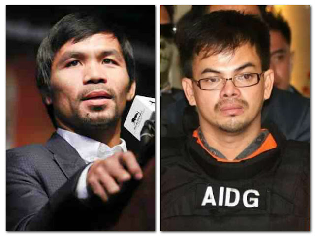 Pacquaio Finally Meets Kerwin, Says He Was Surprised With The Involved Names In The List!