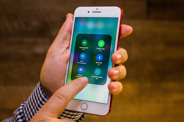 Prosesor Baru iPhone 8 di Atas yang Lain