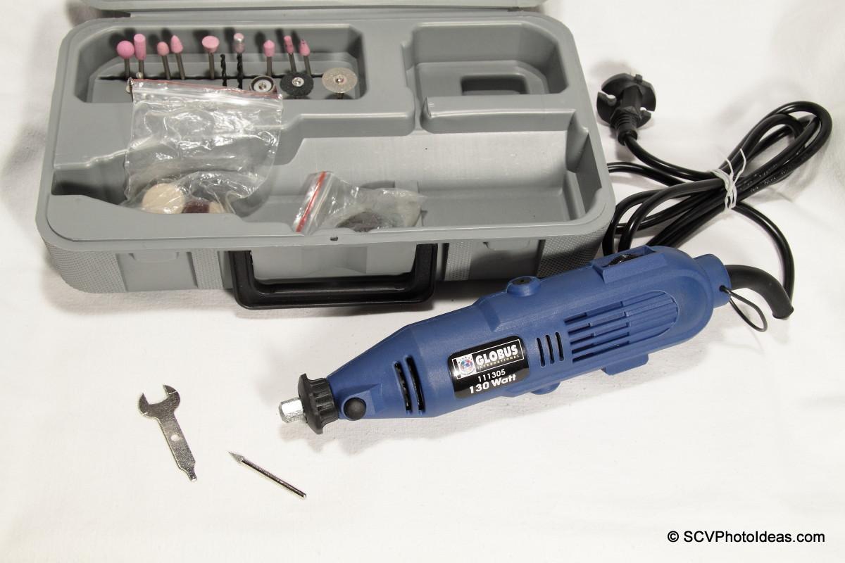 High Speed Rotary tool set