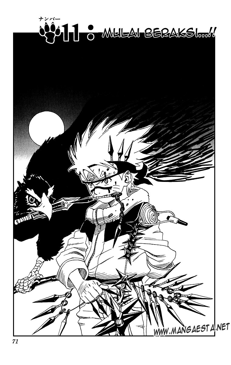 NARUTO02 0071 Naruto 012   Sudah Berakhir