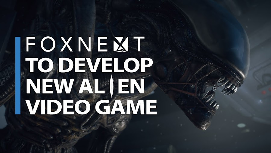 alien movie video game foxnext