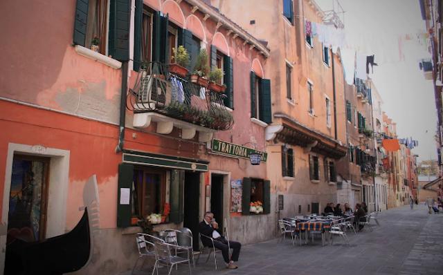 Trattoria Dai Tosi Piccoli in Venice