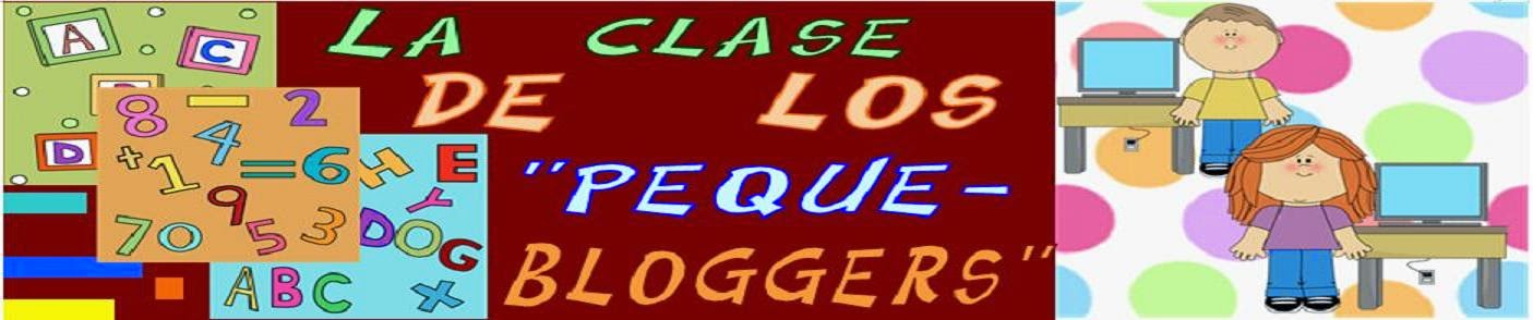 La clase de los peque-bloggers