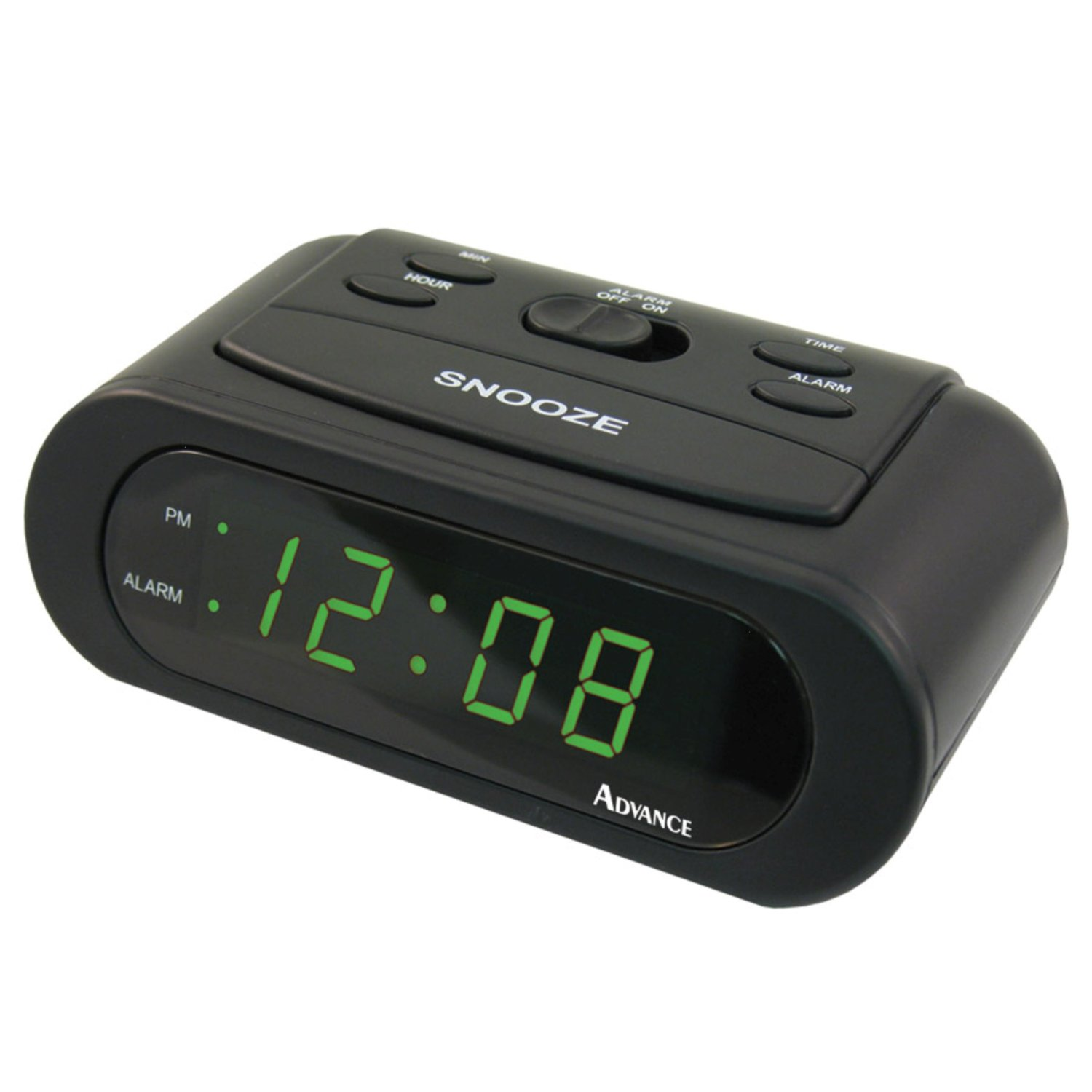 Small Led Alarm Clock Artful Voyage Alarm Clocks