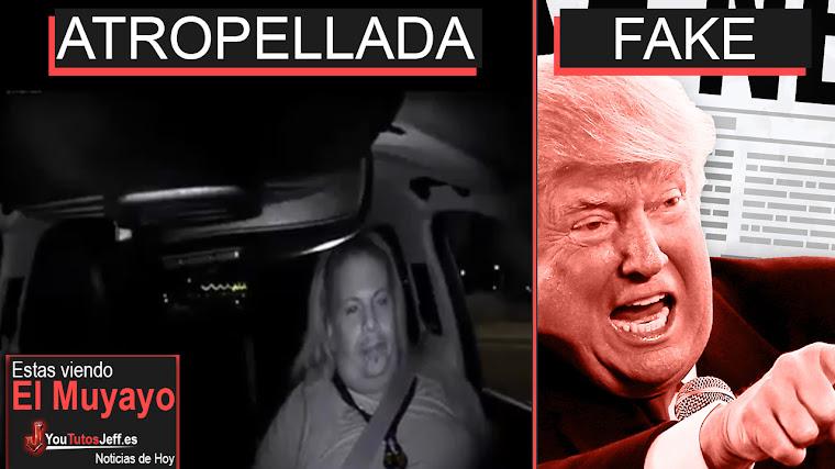 Uber Autonomo atropello a una mujer, Fake News, Cohete Casero, Youtube | El Muyayo