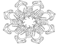 Islamic Ornaments Kids Coloring Pages