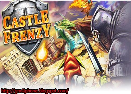 Castle Frenzy for iPod & iPhone ~ Game Master for iPhone