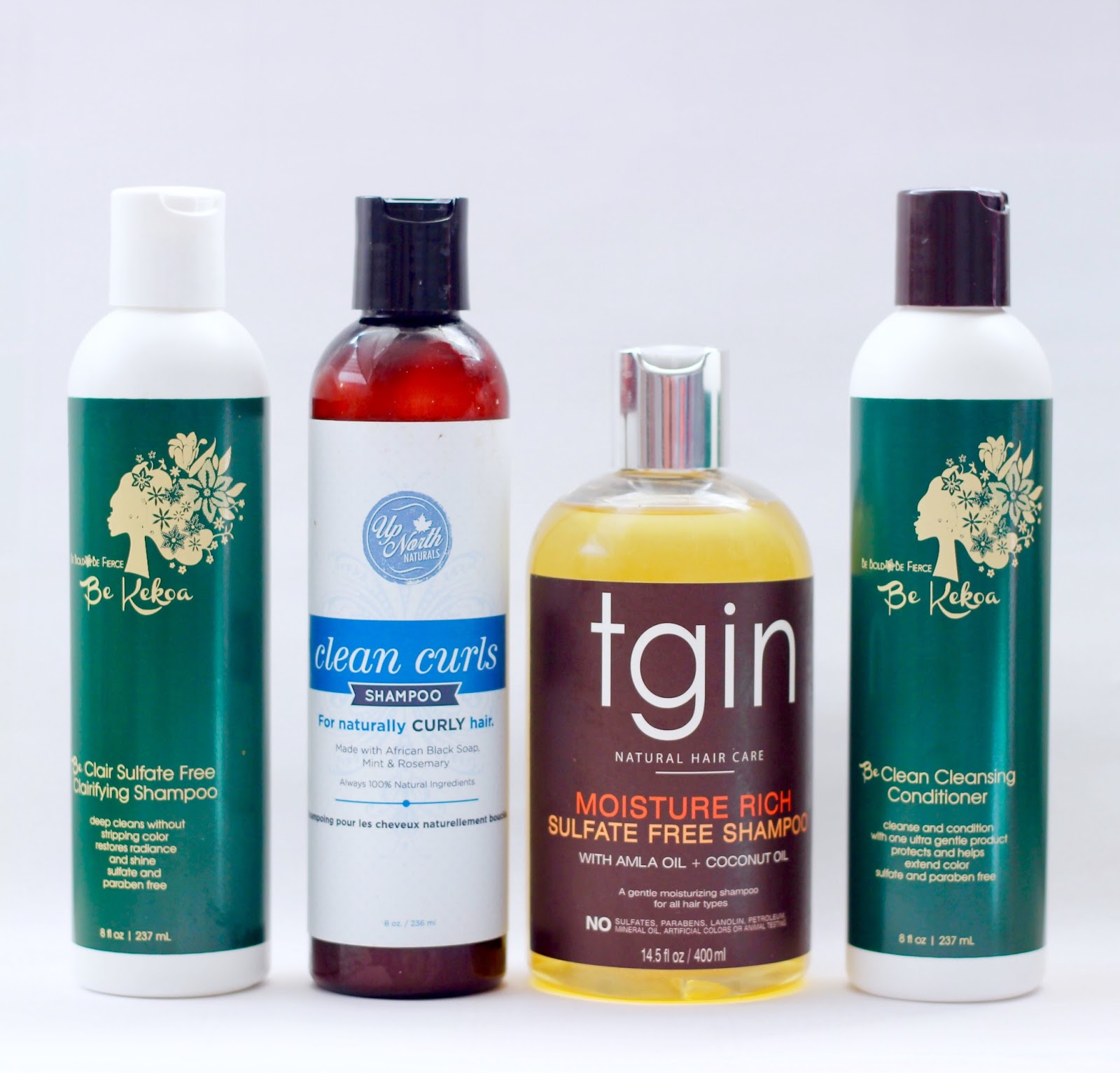 Great Shampoos And Conditioners For Natural Hair