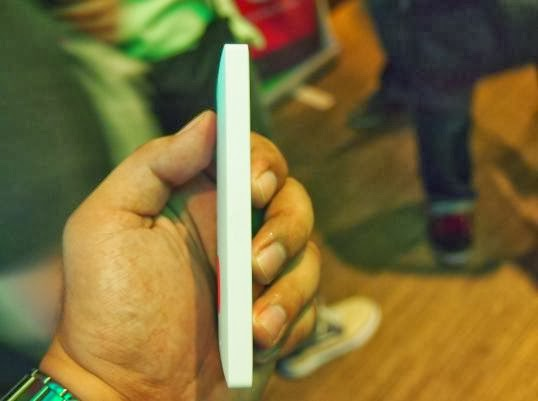 Nokia X Smartphone Officially Launched Locally, Left