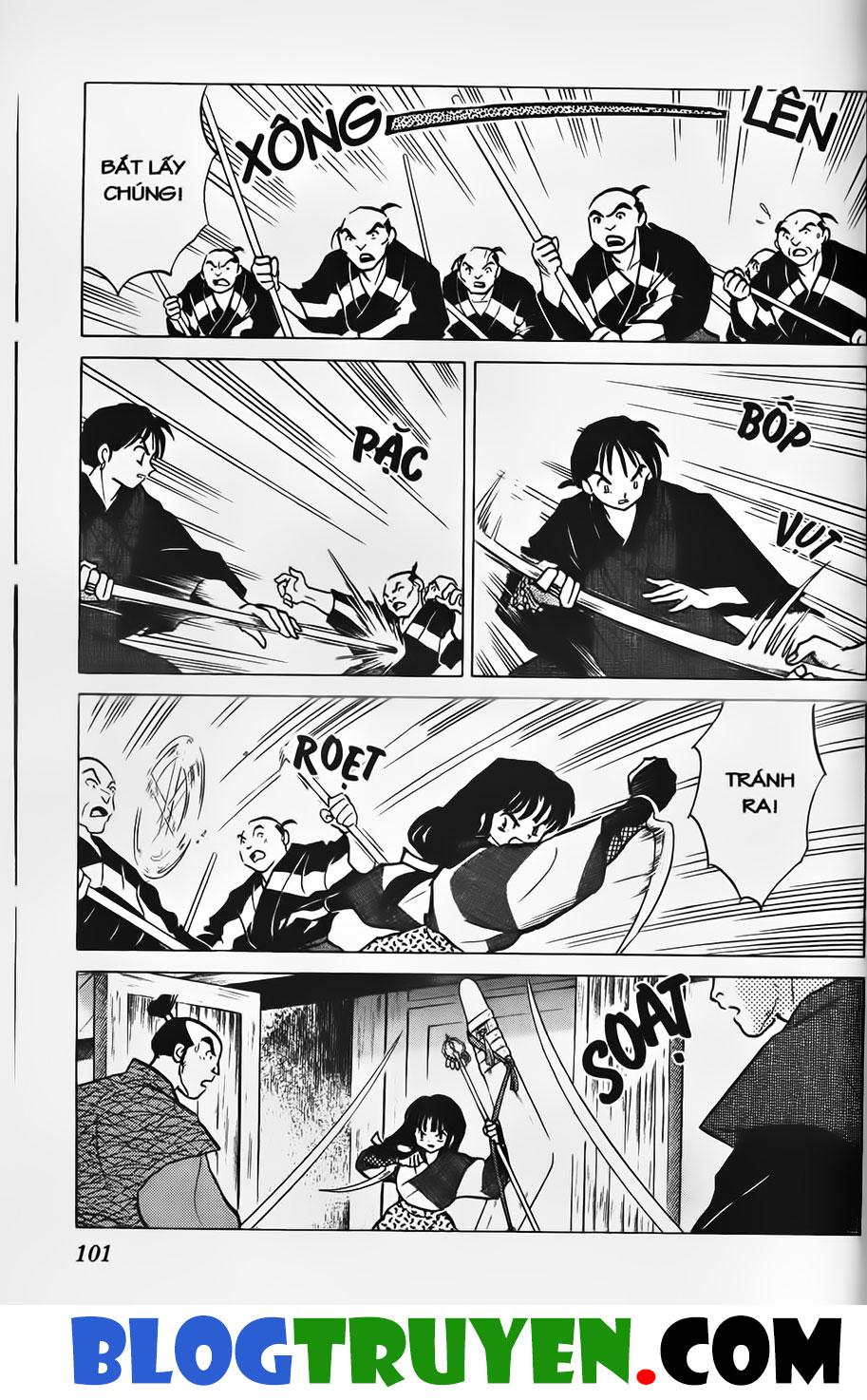 Inuyasha vol 29.6 trang 8