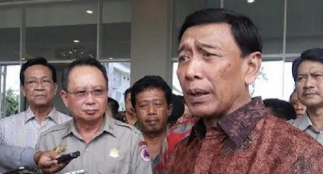 Nelongso, Wiranto: Jokowi itu Dipuji Dunia Internasional, tapi Dihujat di Negeri Sendiri