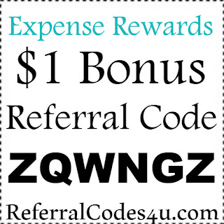 Expense Rewards App Sign Up Bonus 2018, Makeena Referral Code 2019, Makeena Promo Code 2018-2019