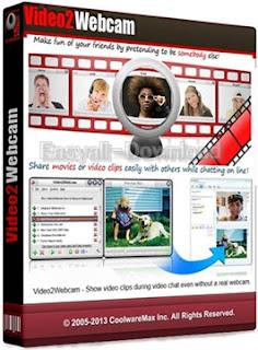 Video2Webcam 3.6.6.8 [Full Keygen] โปรแกรมเปิดไฟล์วีดีโอ บนเว็บแคม