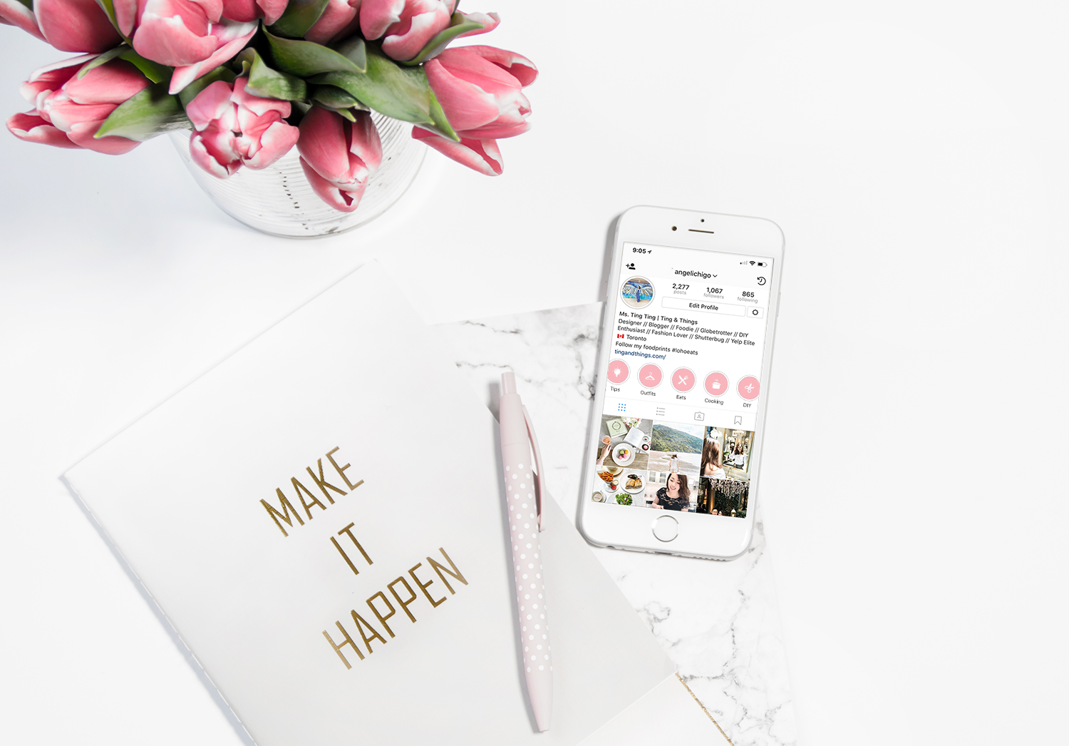 How to Make Your Instagram Highlight Covers Like a Pro {Tutorial}