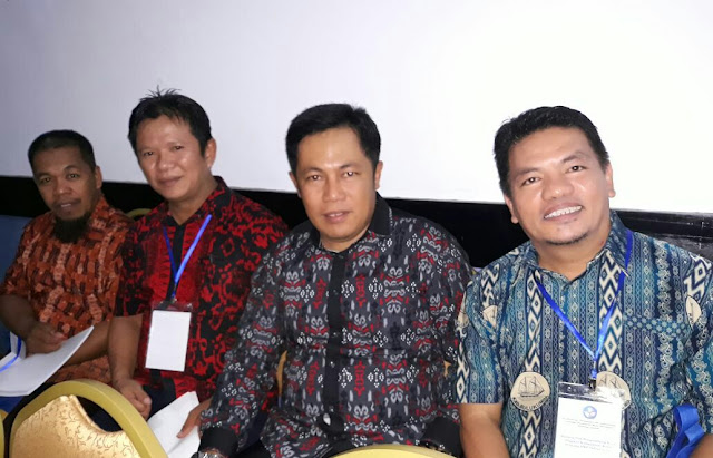 10 Guru Mapel SMP Dari Selayar, Ikut Bimtek Tim Pengembang Kurikulum 2013