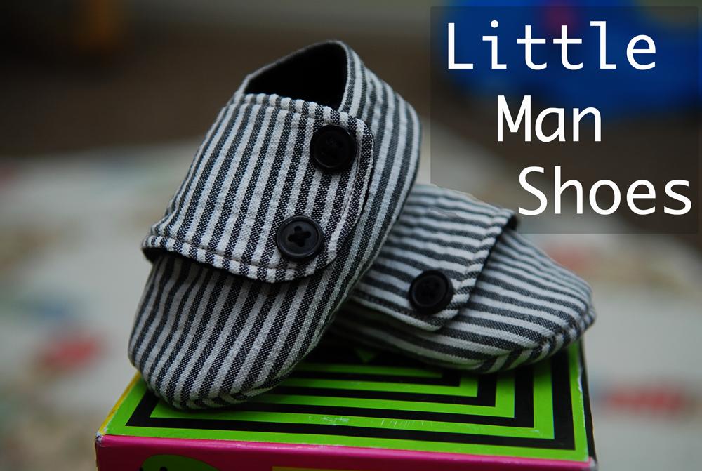 Little Man Shoes Shwin and Shwin